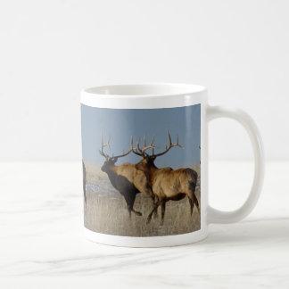 E0002 Bull Elk Coffee Mug
