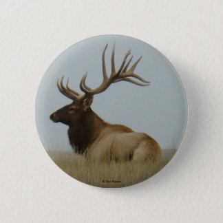 E0005 Bull Elk button