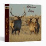 E0028 Bull Elk binder
