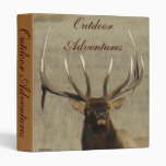 E0029 Bull Elk binders