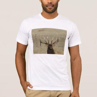 E0029 Bull Elk T-Shirt