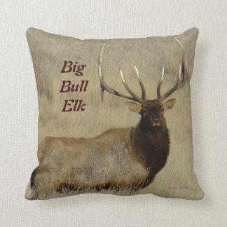 E0030 Bull Elk Pillow