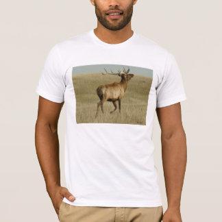 E0035 Bull Elk T-Shirt