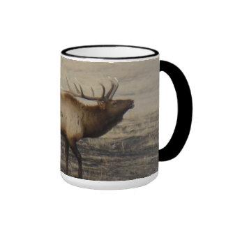 E0040 Bull Elk Bugler mug