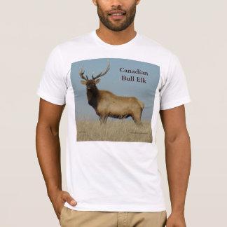 E0043 Young Bull Elk T-Shirt