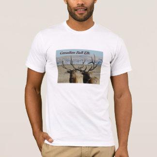 E0045 Bull Elk Heads T-Shirt