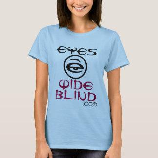 E1yesWideBlind.com - Ladies Tantric T-Shirt