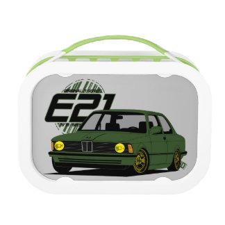 E21 Lunch Box