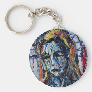 e303 - WHERE WORDS ARE NOT; TRUST IN ME Keychain