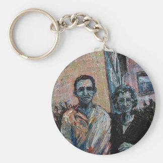 e364 - BY OUR KNOWLEDGE OF THE CAUSES Keychain