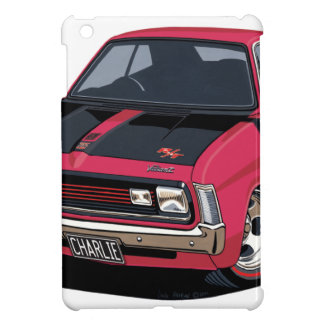 E38 Valiant Charger - Charlie iPad Mini Case
