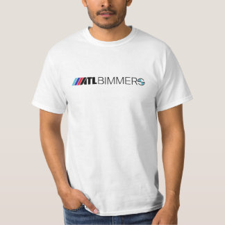 e39 m5 Classic Color Logo T-Shirt