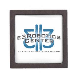 E3 Robotics Swag Jewelry Box