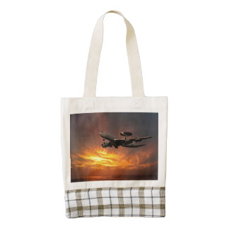 E3D Sentry ZH102 Zazzle HEART Tote Bag