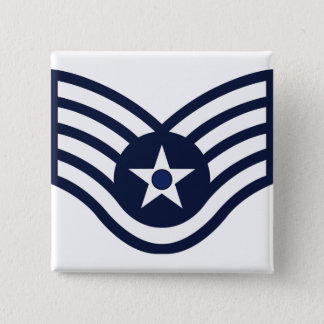 E5 Staff Sergeant Button
