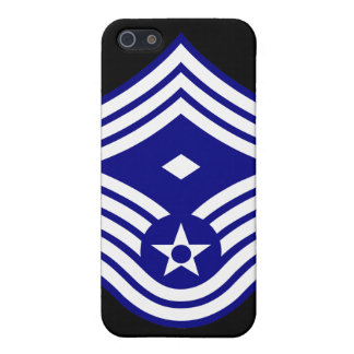E9  First Sergeant USAF Cover For iPhone SE/5/5s