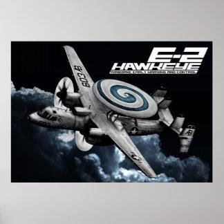 E-2 Hawkeye Poster