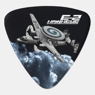 E-2 Hawkeye Púa De Guitarra
