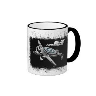 E-2 Hawkeye Ringer Mug