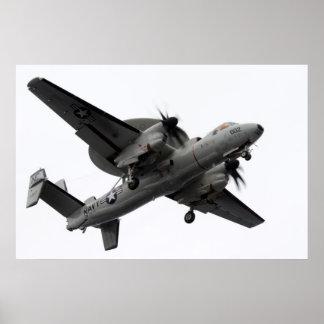 E-2C Hawkeye Poster