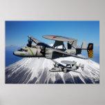 E-2C Hawkeye Print