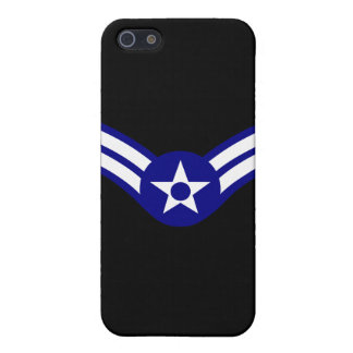 E-3 A1C Airman First Class USAF Cover For iPhone 5