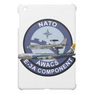 E-3 Component AWACS iPad Case