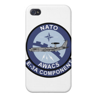 E-3A Component iPhone Case iPhone 4 Cover
