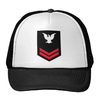 E-5 Petty Officer Second Class Trucker Hat