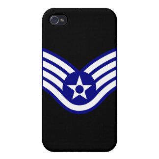 E-5 Ssgt Staff Sergeant  USAF iPhone 4/4S Covers