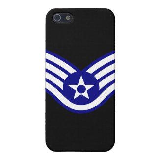 E-5 Ssgt Staff Sergeant  USAF iPhone SE/5/5s Case