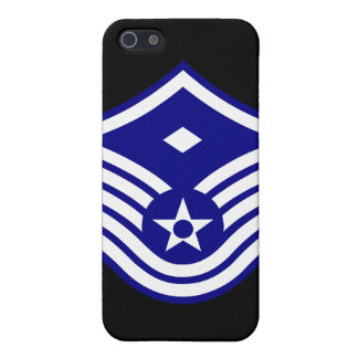 E-7  First Sergeant  USAF iPhone SE/5/5s Cover