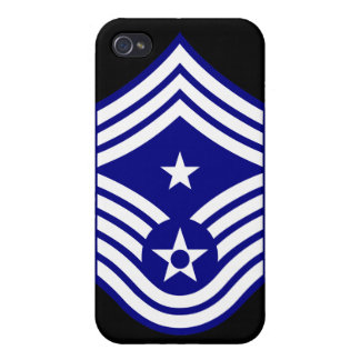 E-9 CCM Command Chief Master Sergeant iPhone 4 Cover