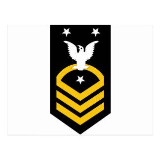 E-9 Fleet/Command Master Chief Petty Officer Postcard