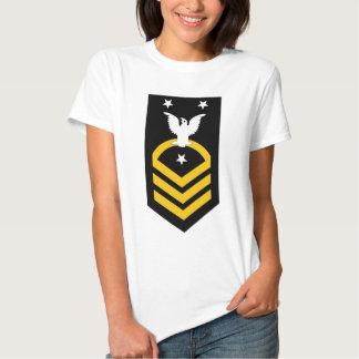 E-9 Fleet/Command Master Chief Petty Officer T-shirts