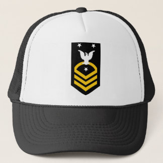 E-9 Fleet/Command Master Chief Petty Officer Trucker Hat