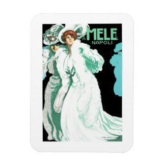 E. A. Mele ~ Women in White Magnet