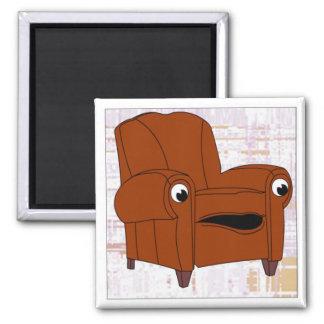 E.A.S.E chair original design - Square Magnet