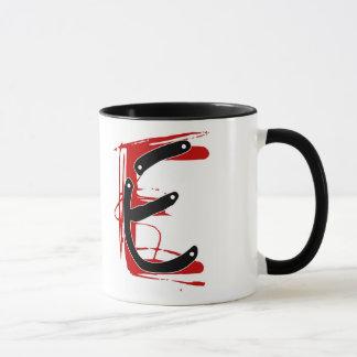 E-Alphabet Mug