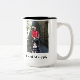 E and M Suppy Coffee Mug