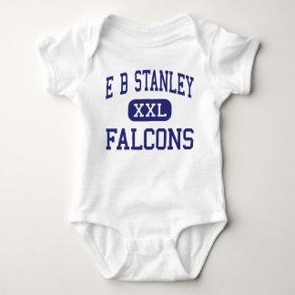 E B Stanley Falcons Middle Abingdon Virginia Baby Bodysuit
