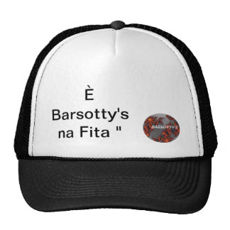 È Barsotty's in the Ribbon '' Mesh Hat