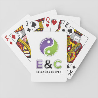 E & C Playing Cards