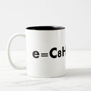E=Caffeine (C8H10N4O2)