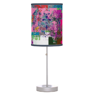 E Catch 52 Color Extravaganza Whirly Shuffle Desk Lamps