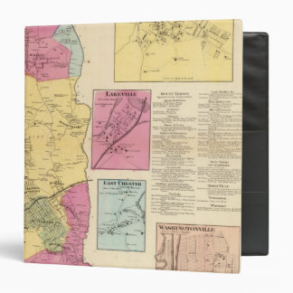 E Chester, Town 3 Ring Binder