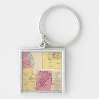 E Chester, Town Keychain