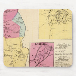 E Chester, Town Mouse Pad