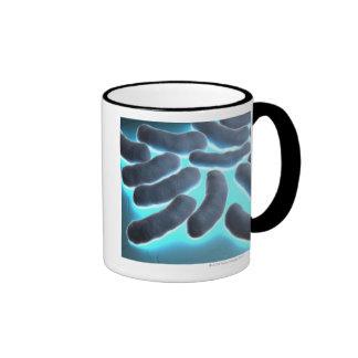 E-coli Cells Ringer Coffee Mug