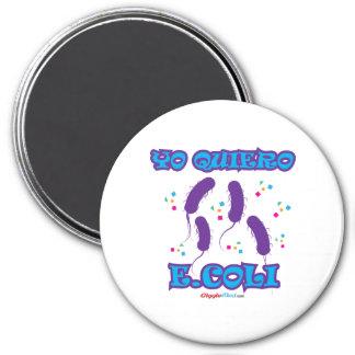 E-coli Magnet